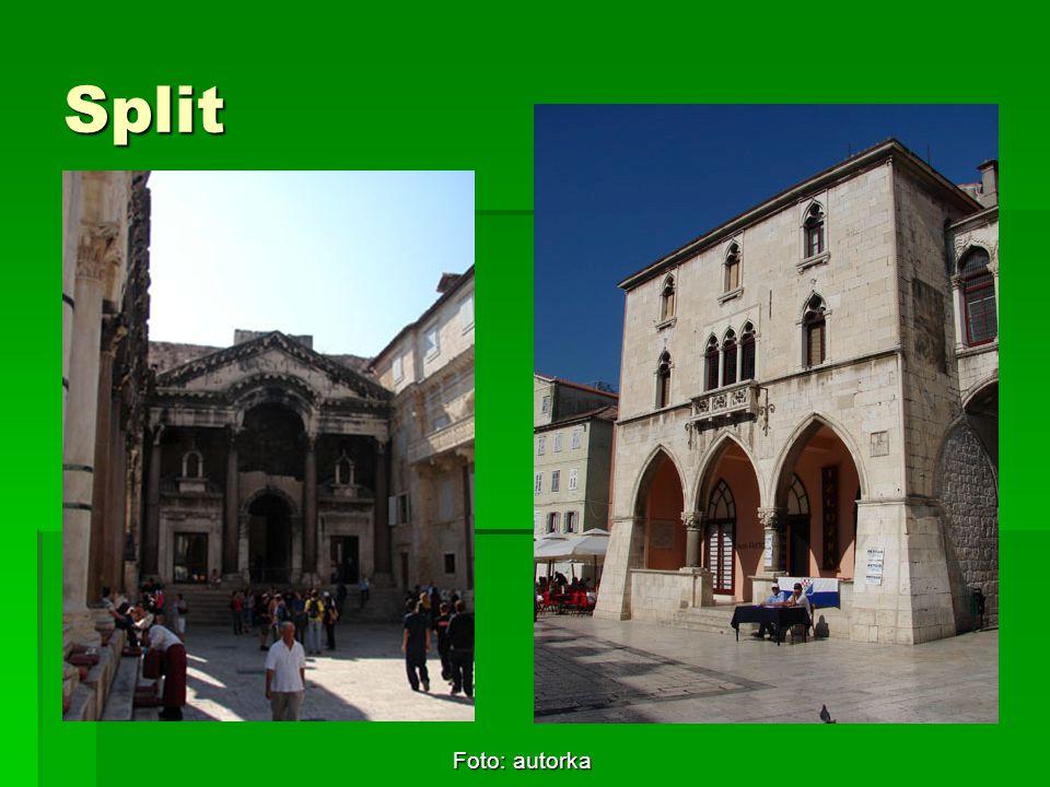 Split Foto: autorka