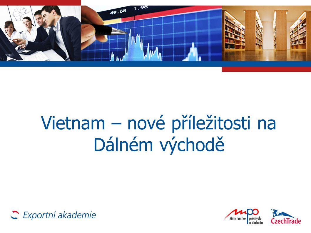 Vietnam – nové příležitosti na Dálném východě