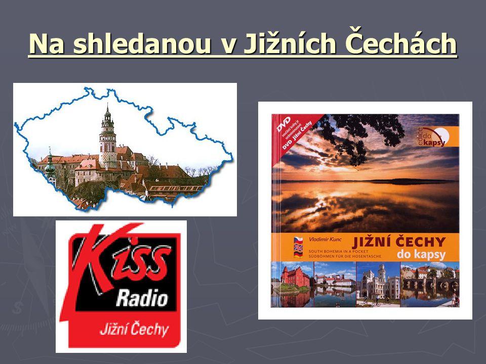 Na shledanou v Jižních Čechách