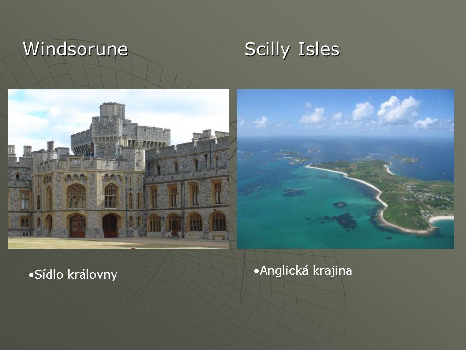 Windsorune Scilly Isles