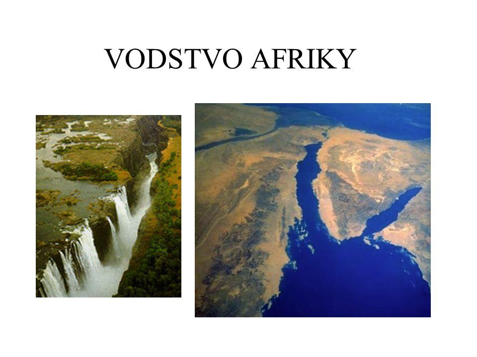 VODSTVO AFRIKY