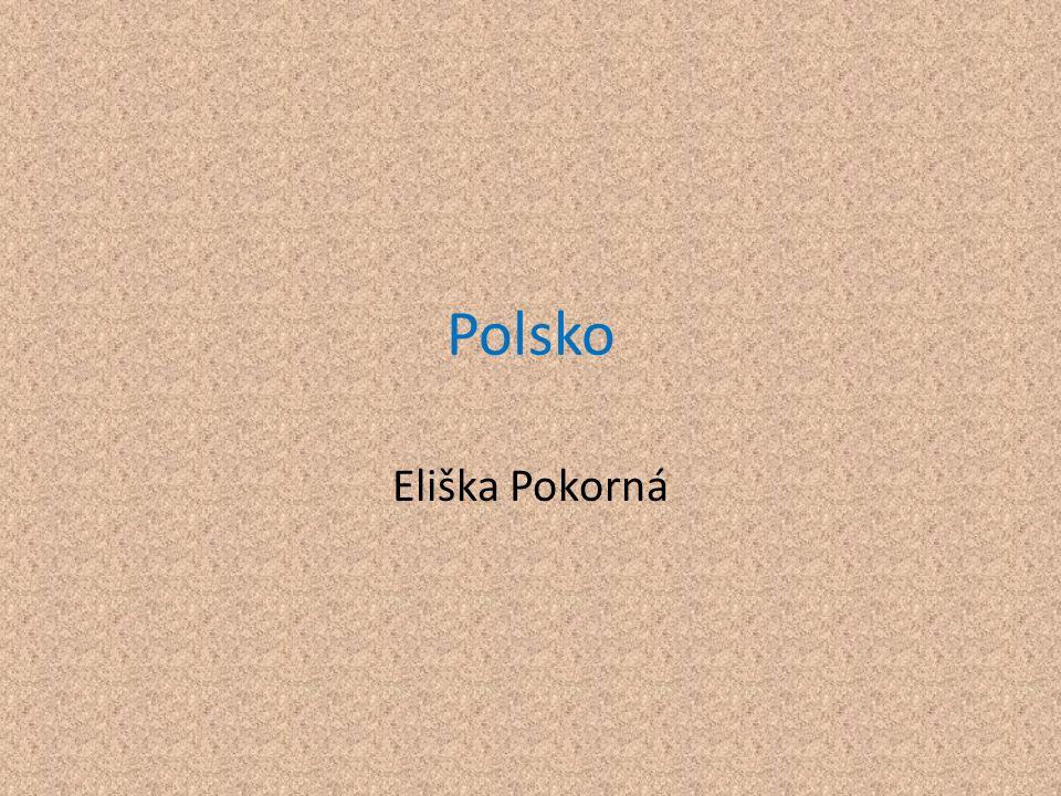 Polsko Eliška Pokorná