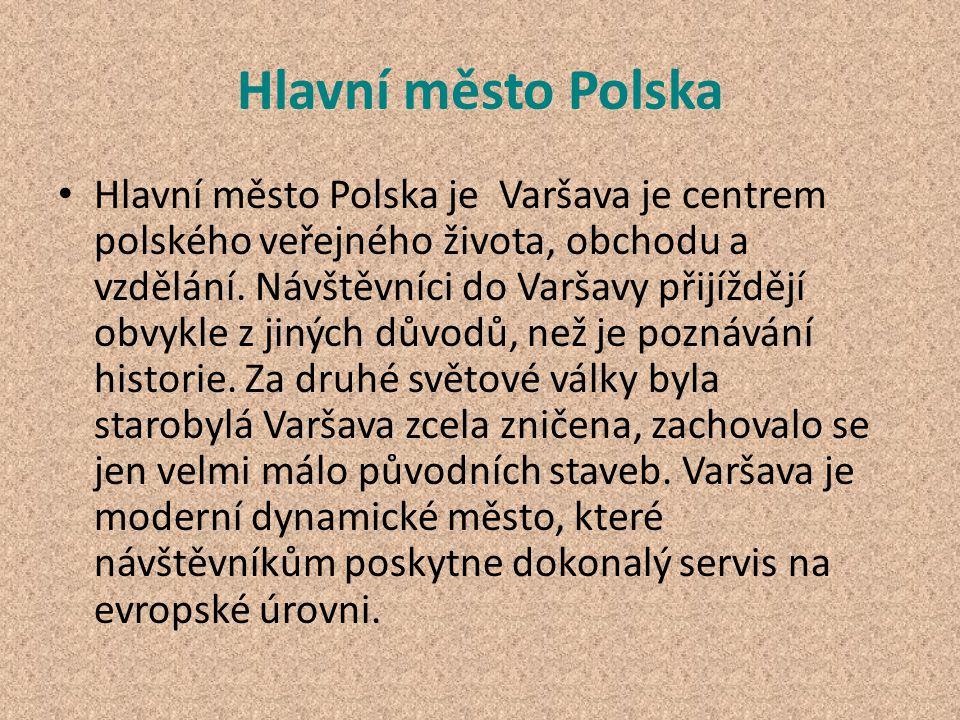 Hlavní město Polska
