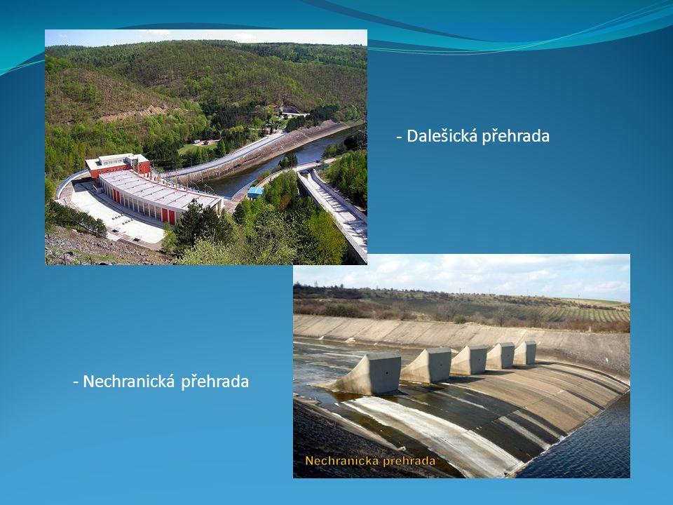- Nechranická přehrada