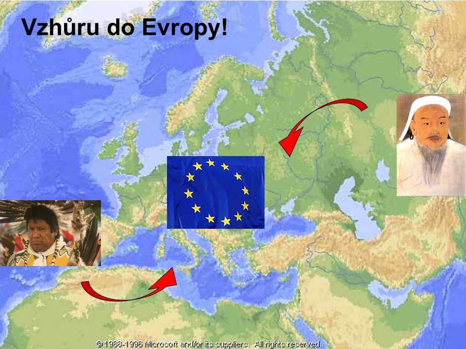 Vzhůru do Evropy!