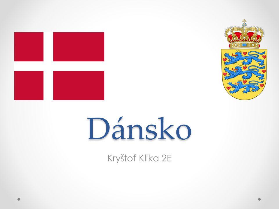 Dánsko Kryštof Klika 2E