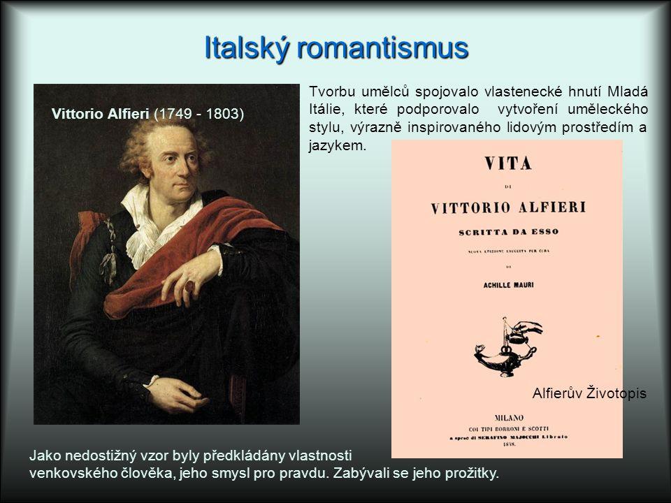 Italský romantismus