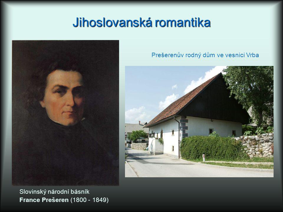 Jihoslovanská romantika
