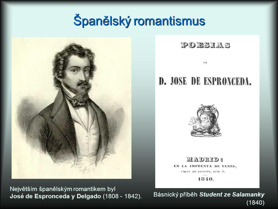Španělský romantismus