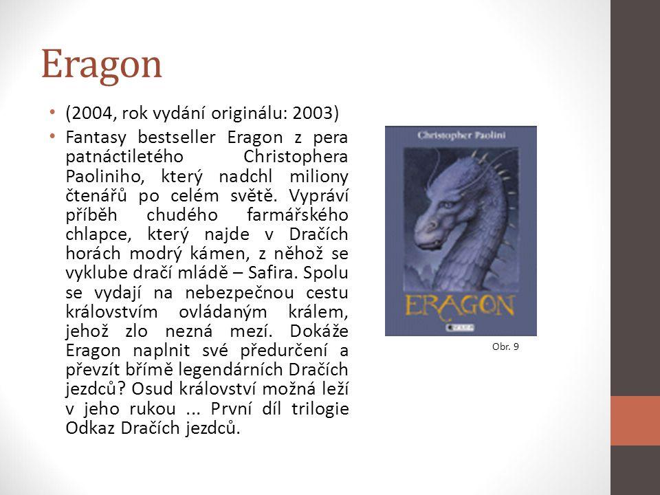Eragon (2004, rok vydání originálu: 2003)