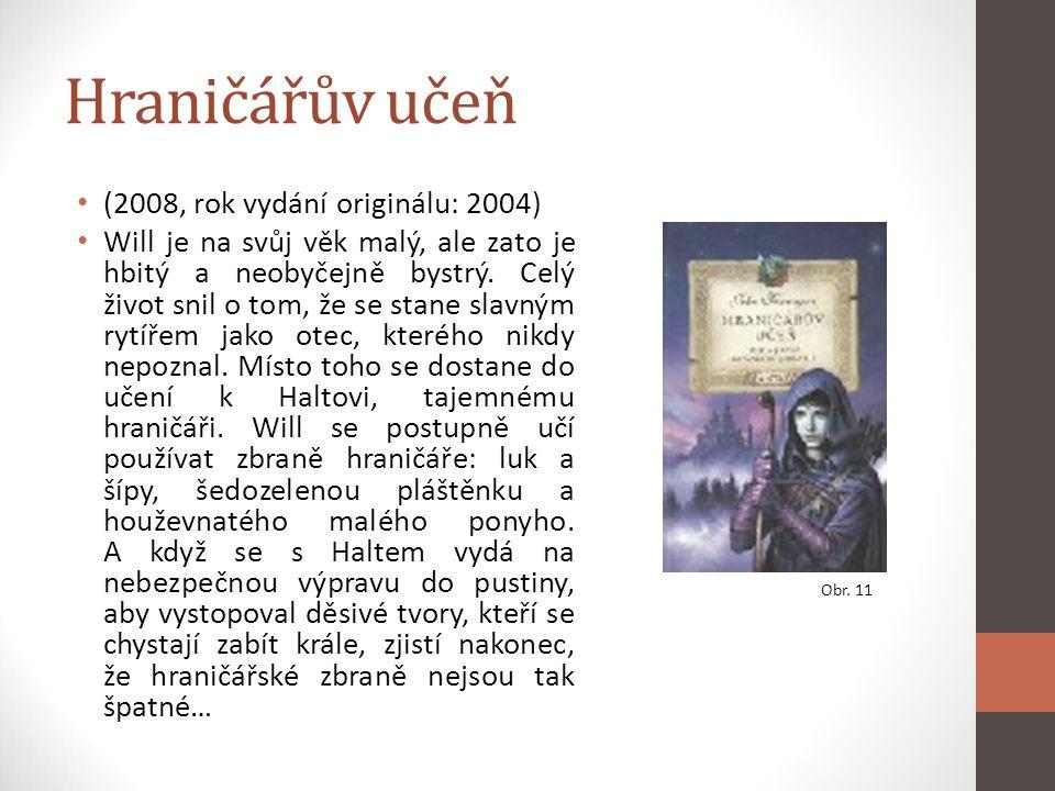 Hraničářův učeň (2008, rok vydání originálu: 2004)