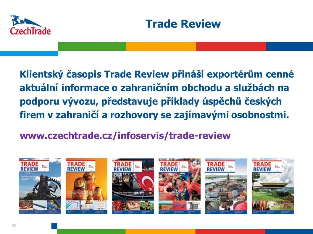 Trade Review