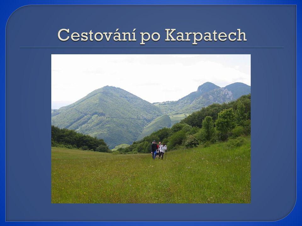 Cestování po Karpatech