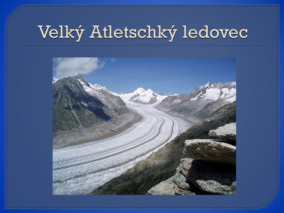Velký Atletschký ledovec