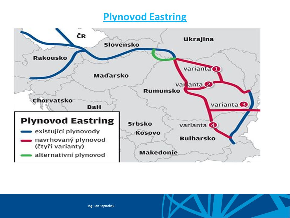 Plynovod Eastring