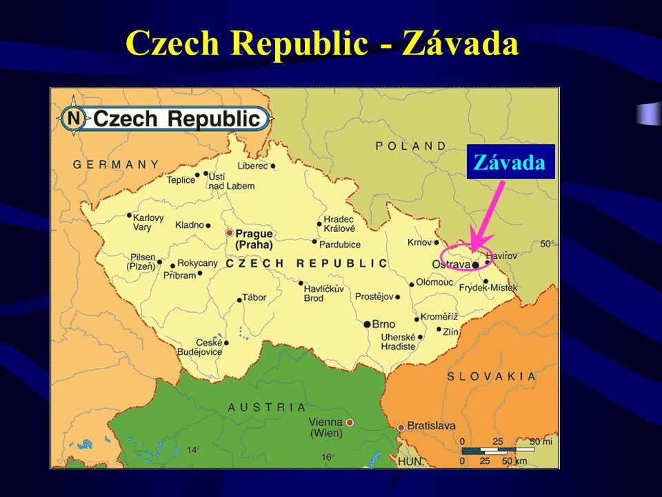 Czech Republic - Závada