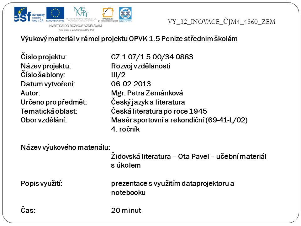 VY_32_INOVACE_ČJM4_4860_ZEM