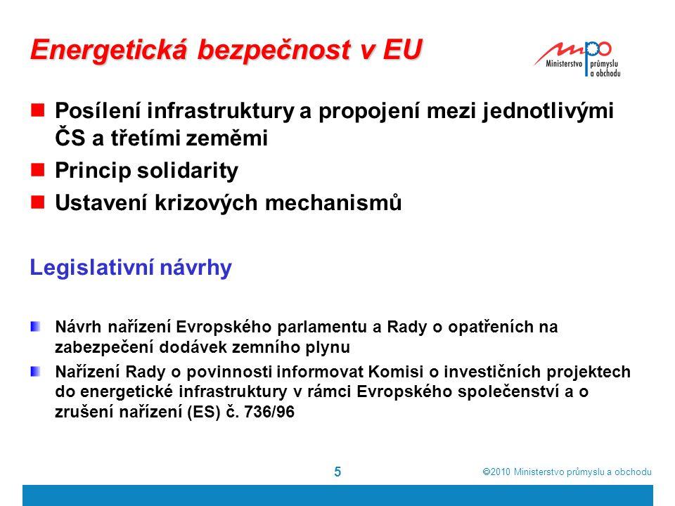 Energetická bezpečnost v EU