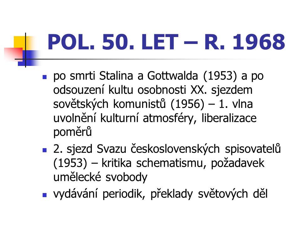 POL. 50. LET – R. 1968