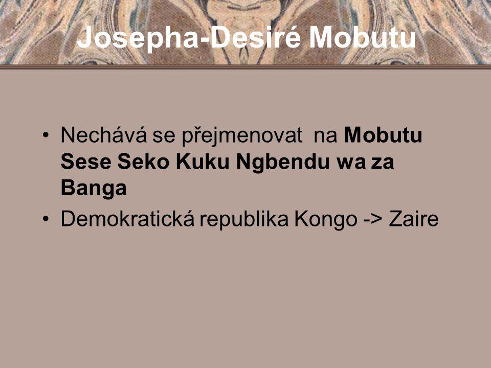 Josepha-Desiré Mobutu