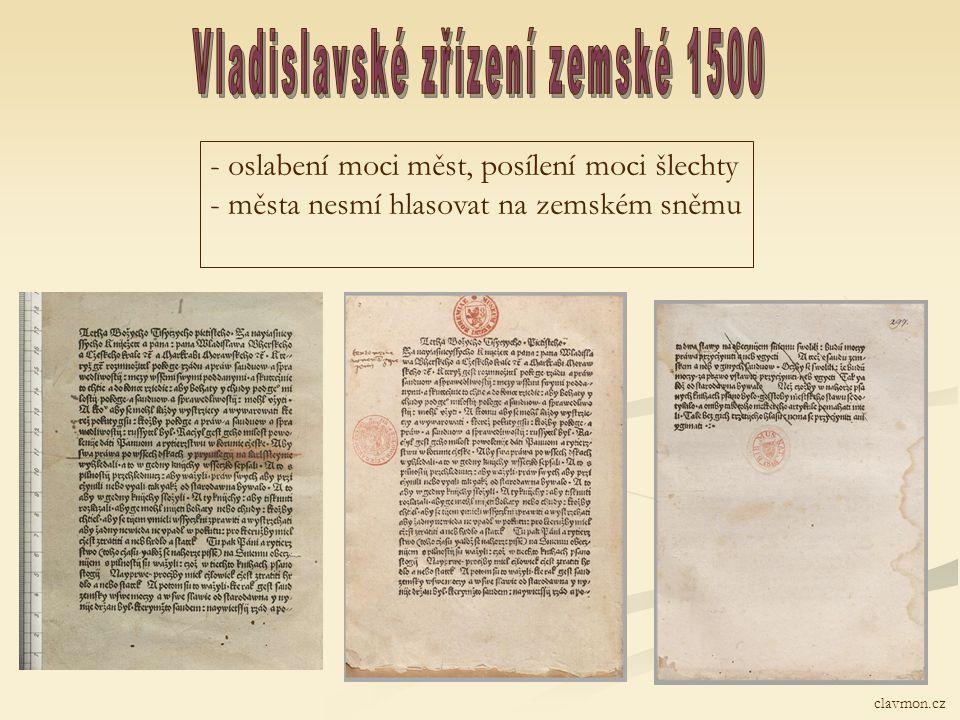 Vladislavské zřízení zemské 1500