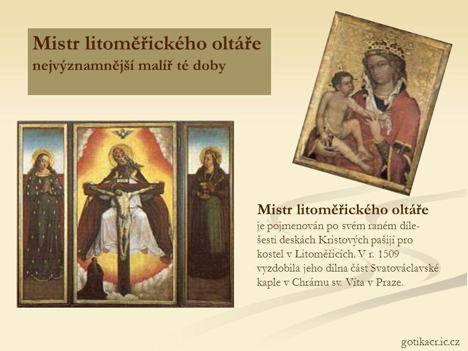 Mistr litoměřického oltáře