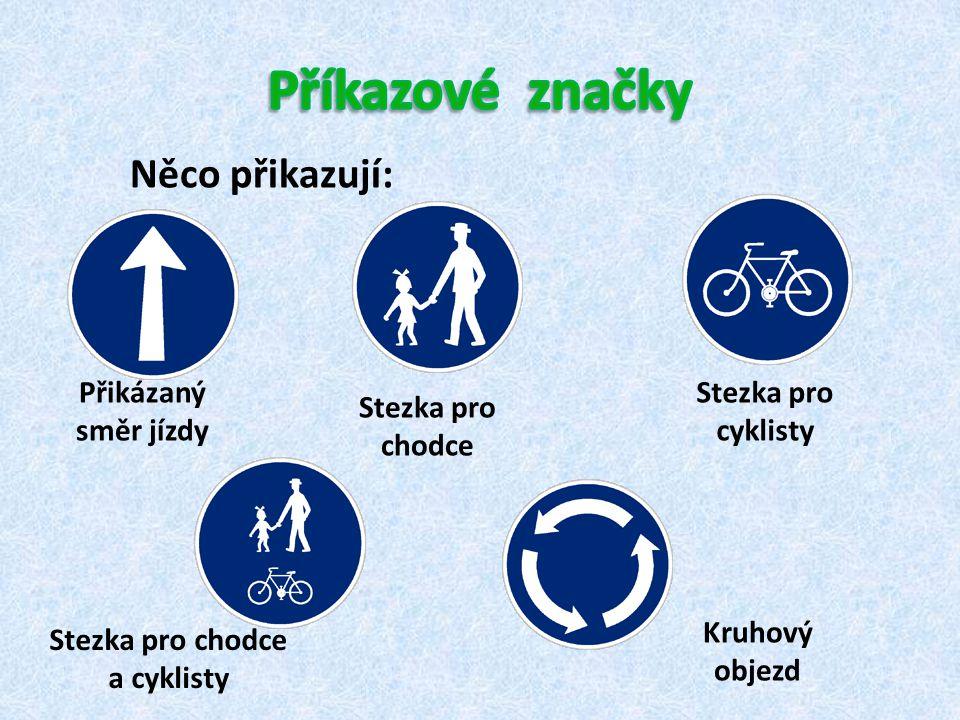 Stezka pro chodce a cyklisty