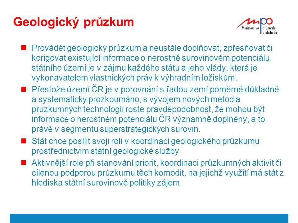 Geologický průzkum