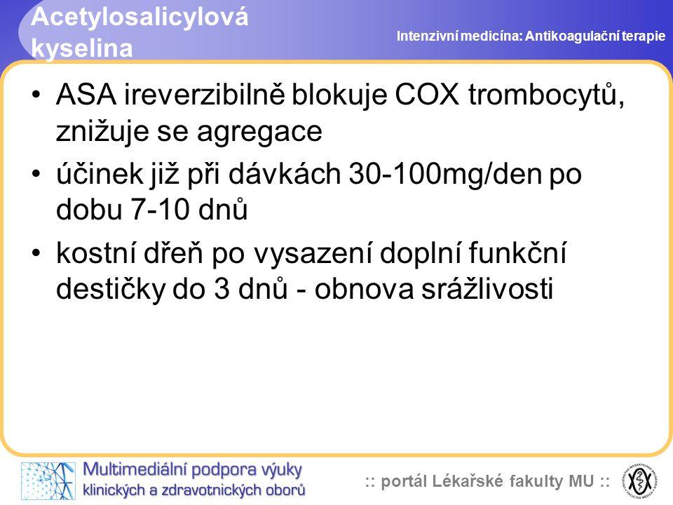 Acetylosalicylová kyselina