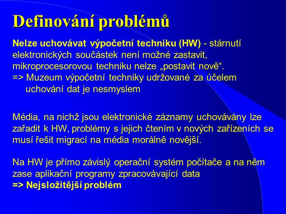 Definování problémů