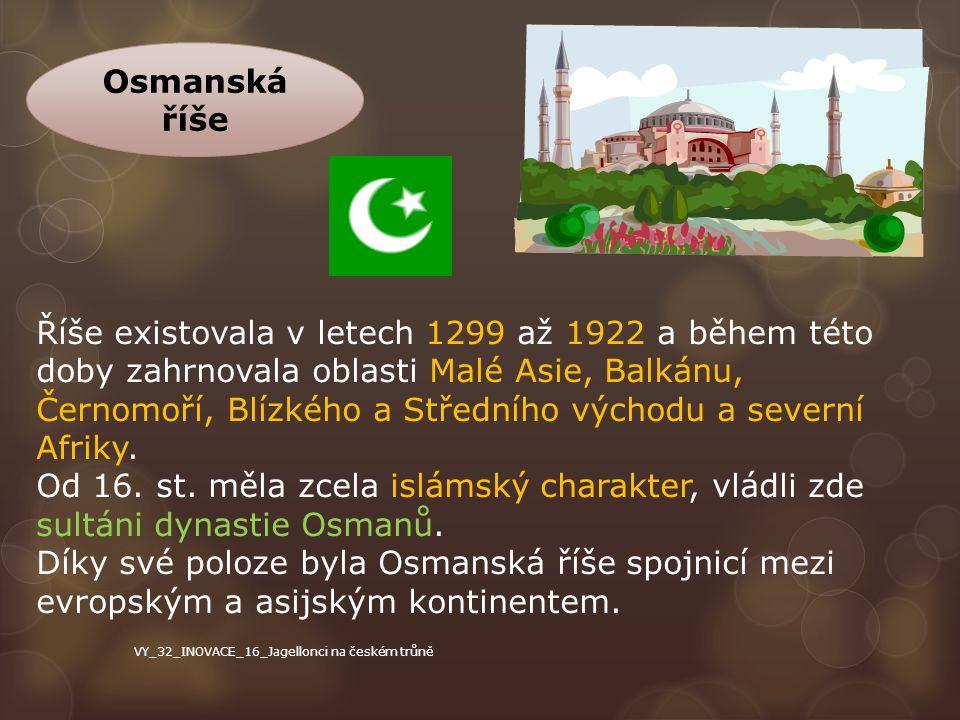 Osmanská říše