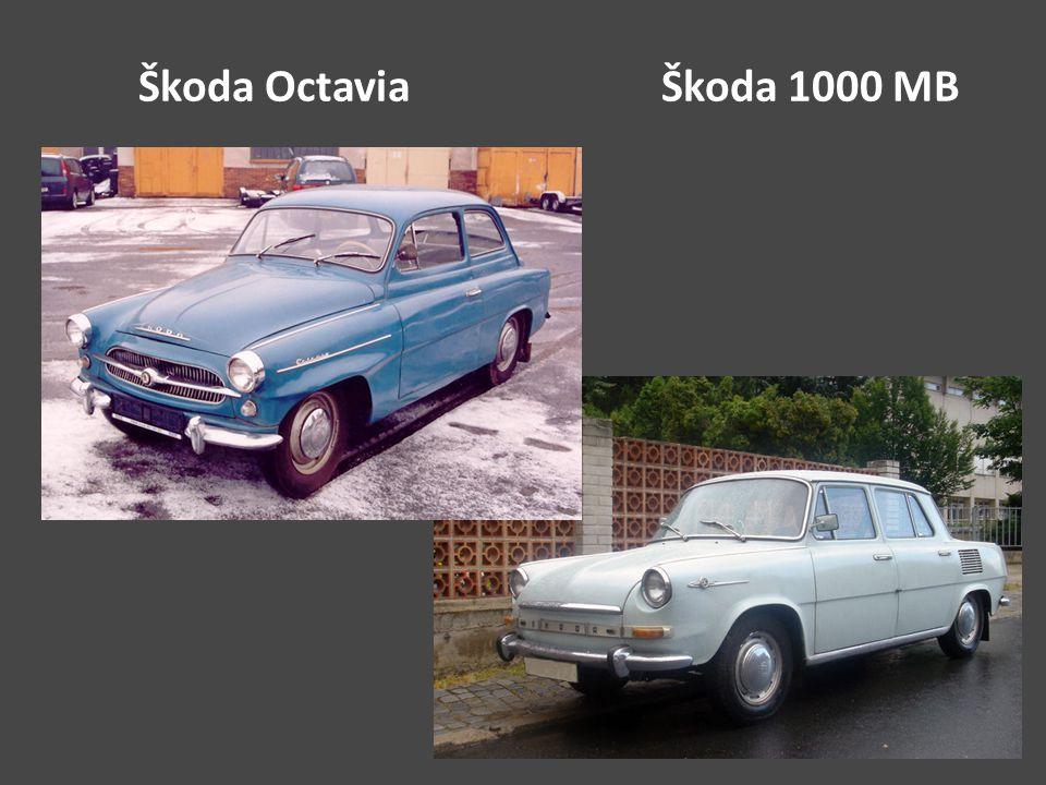 Škoda Octavia Škoda 1000 MB