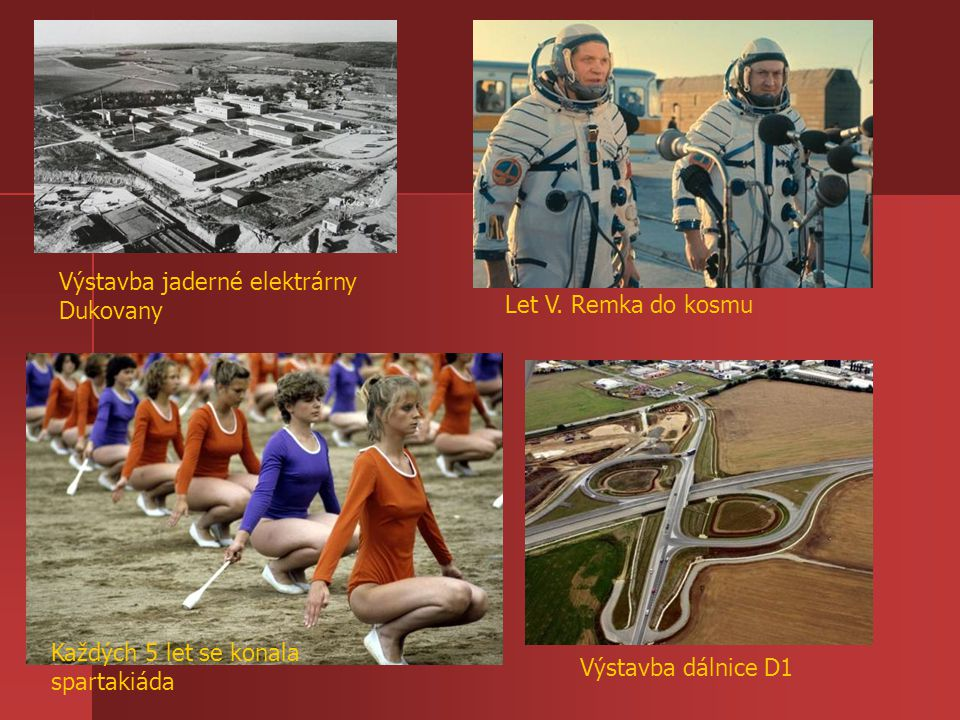 Výstavba jaderné elektrárny Dukovany