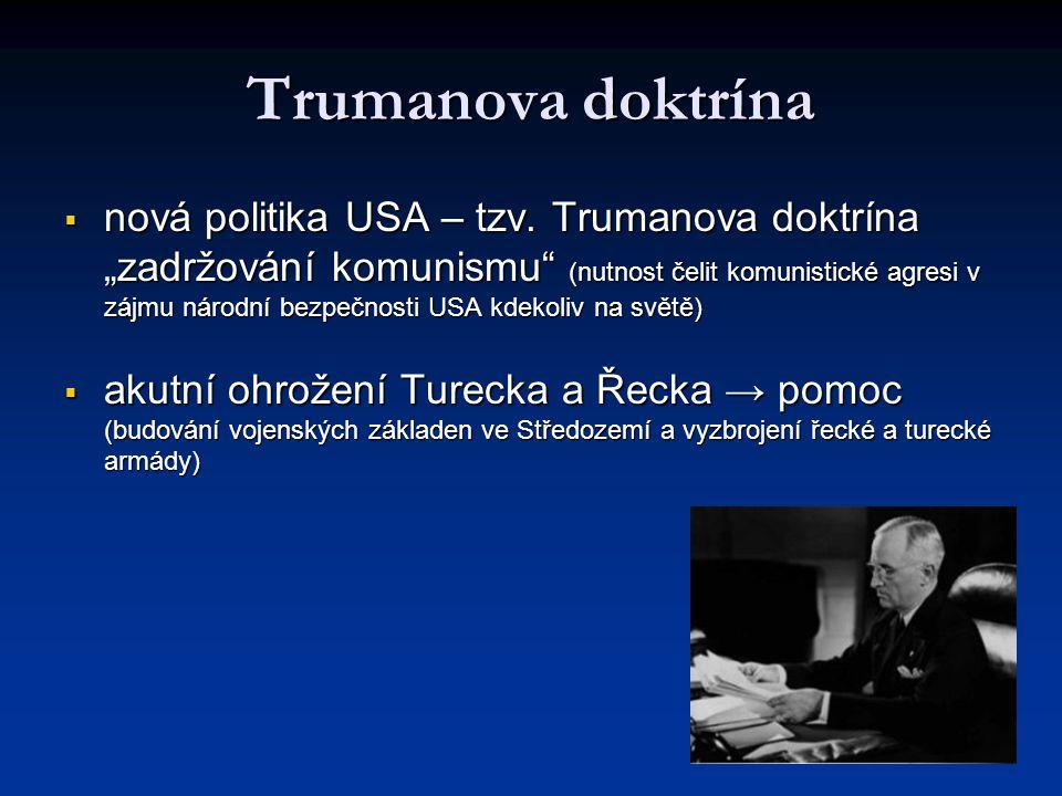 Trumanova doktrína