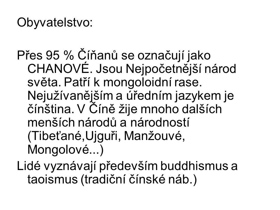 Obyvatelstvo:
