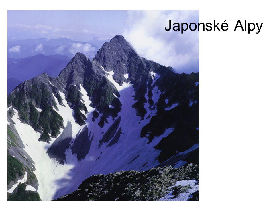 Japonské Alpy