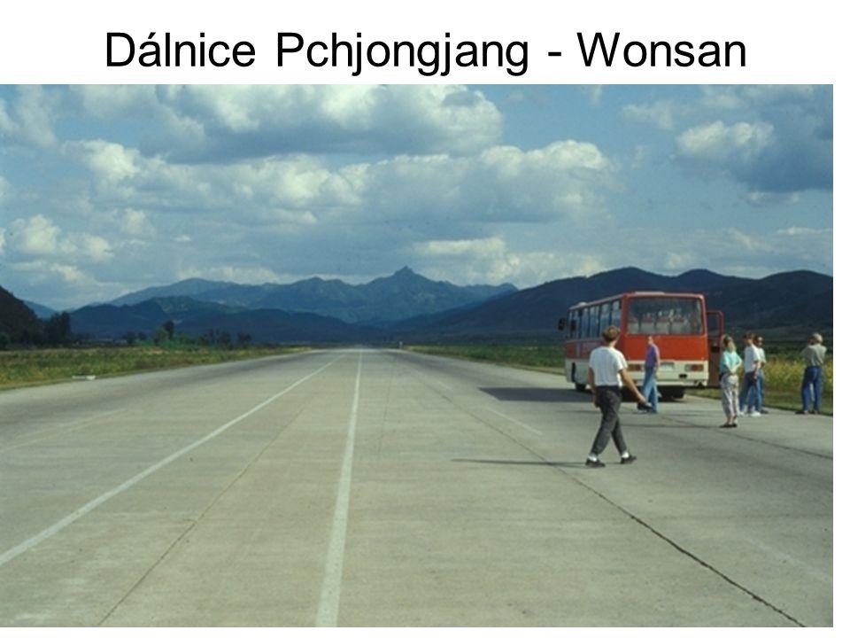 Dálnice Pchjongjang - Wonsan