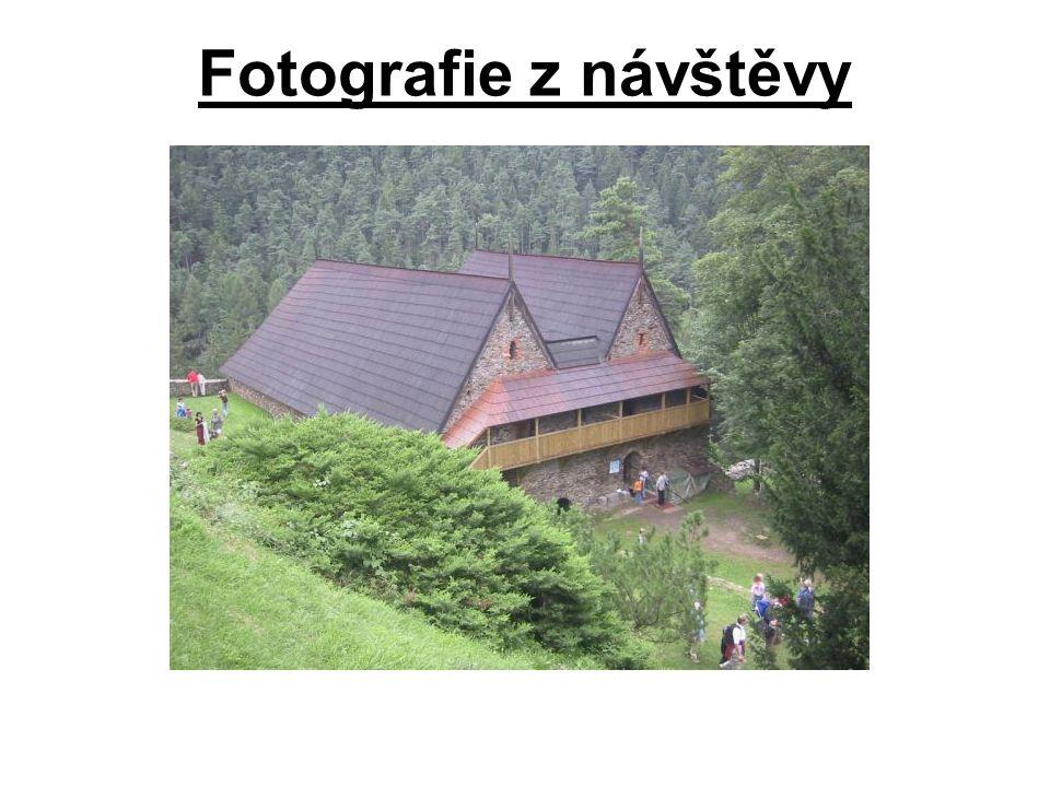Fotografie z návštěvy