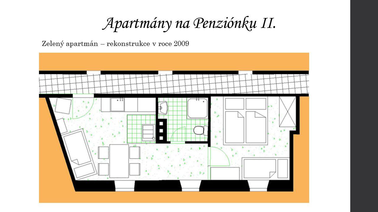 Apartmány na Penziónku II.