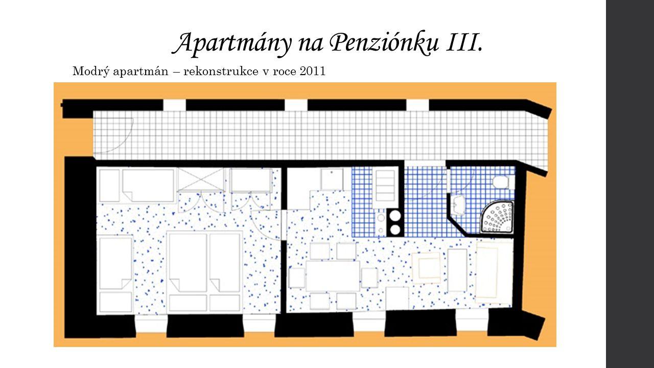 Apartmány na Penziónku III.