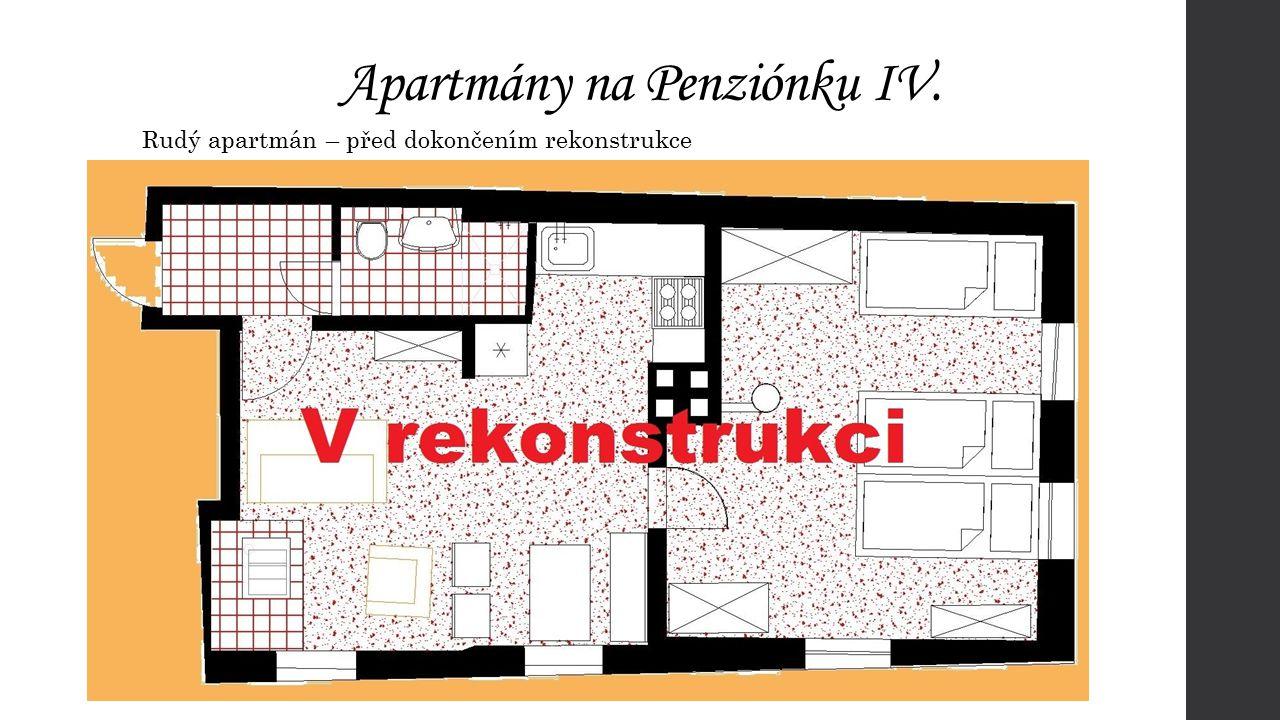 Apartmány na Penziónku IV.