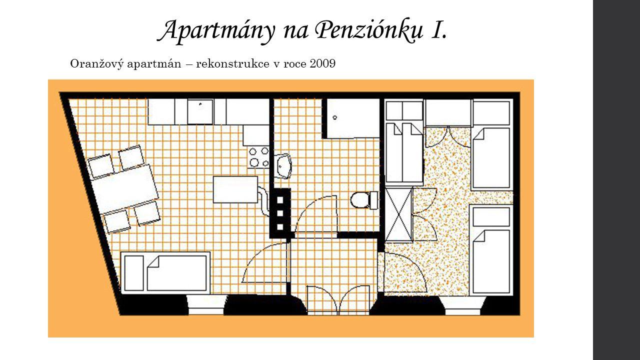 Apartmány na Penziónku I.