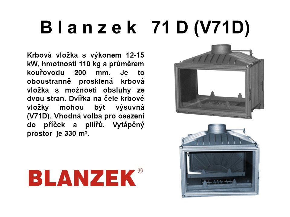 B l a n z e k 71 D (V71D)