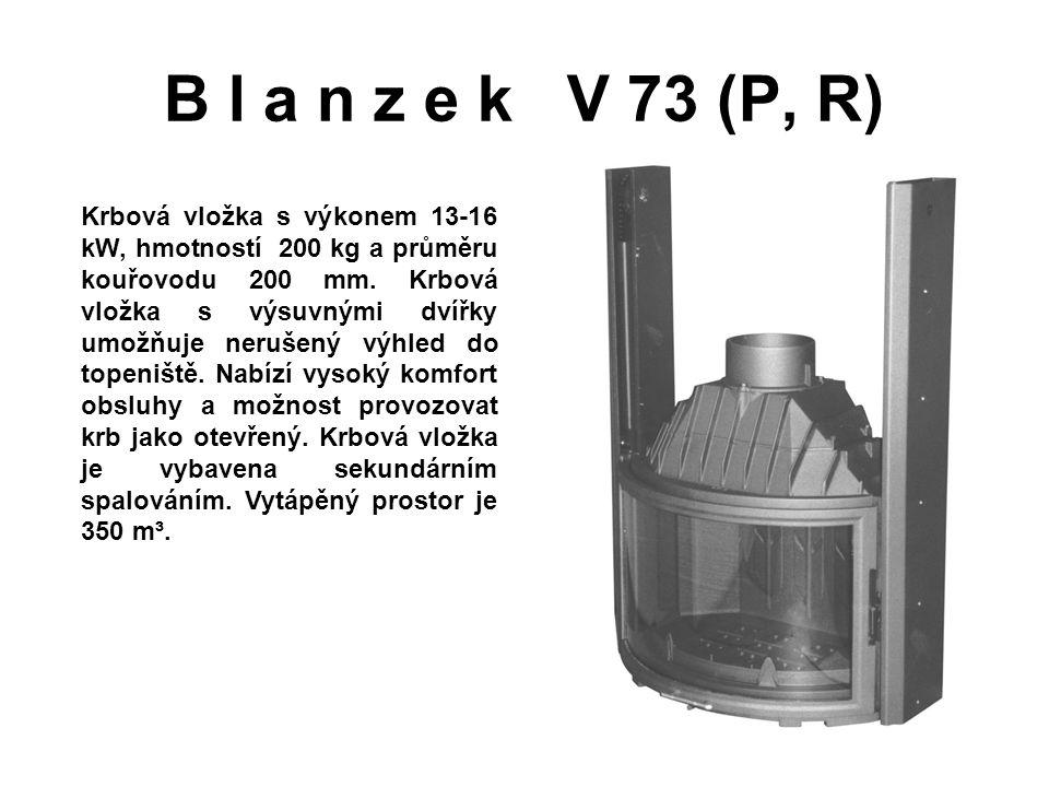B l a n z e k V 73 (P, R)