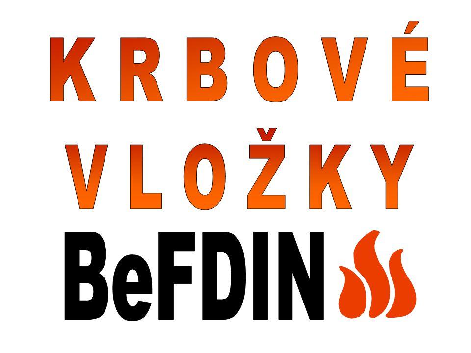 K R B O V É V L O Ž K Y BeFDIN