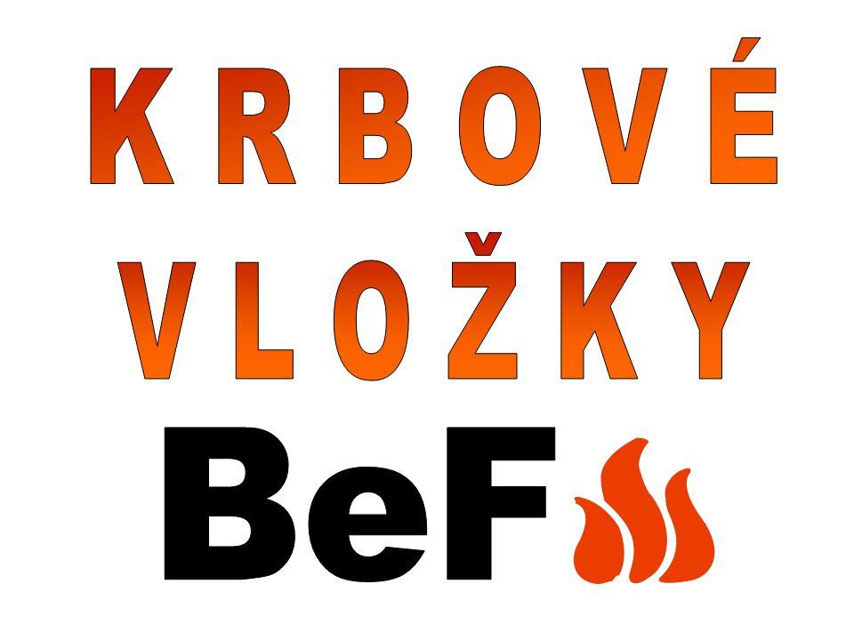 K R B O V É V L O Ž K Y BeF