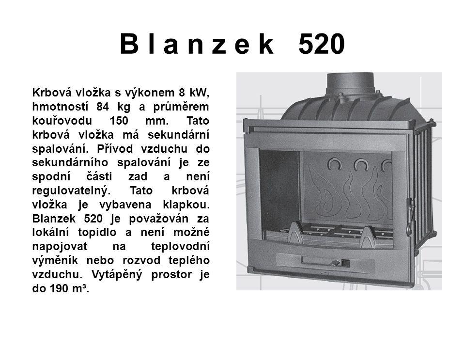 B l a n z e k 520
