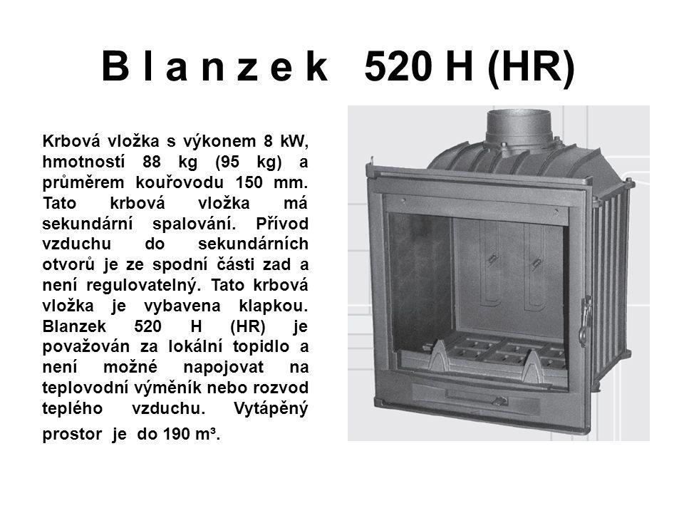 B l a n z e k 520 H (HR)