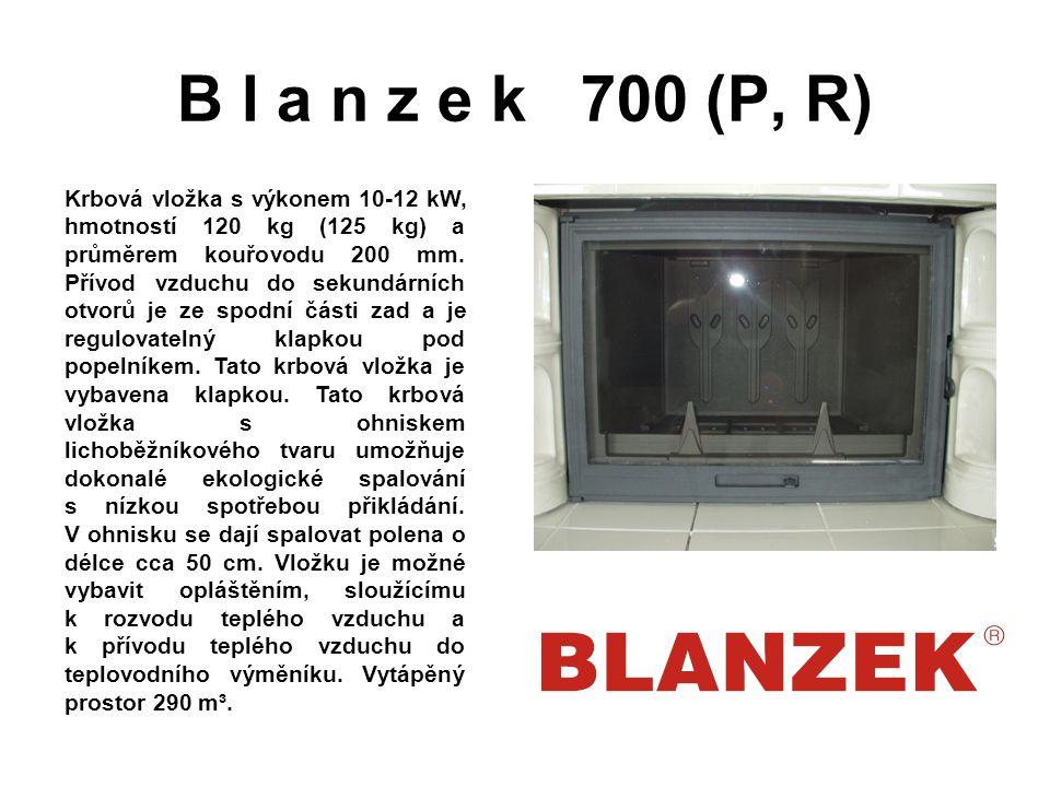 B l a n z e k 700 (P, R)