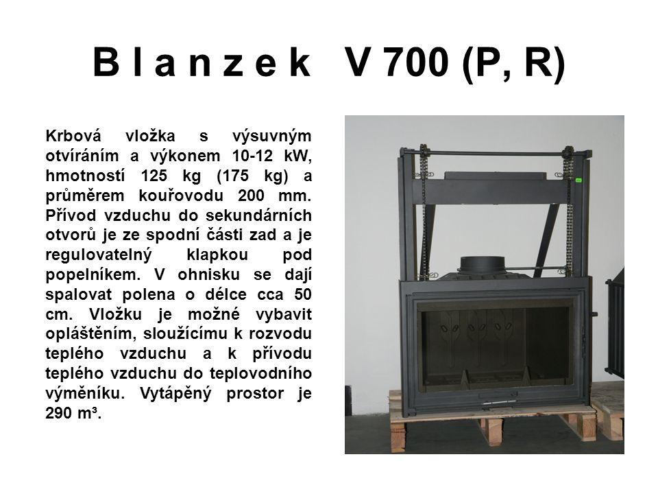 B l a n z e k V 700 (P, R)